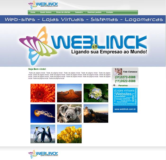 Modelo 03 Abilio machado, websites grátis Bh, Alipio de melo comercio, Portal Abilio machado, weblinck, desenvolvimento de sites em bh