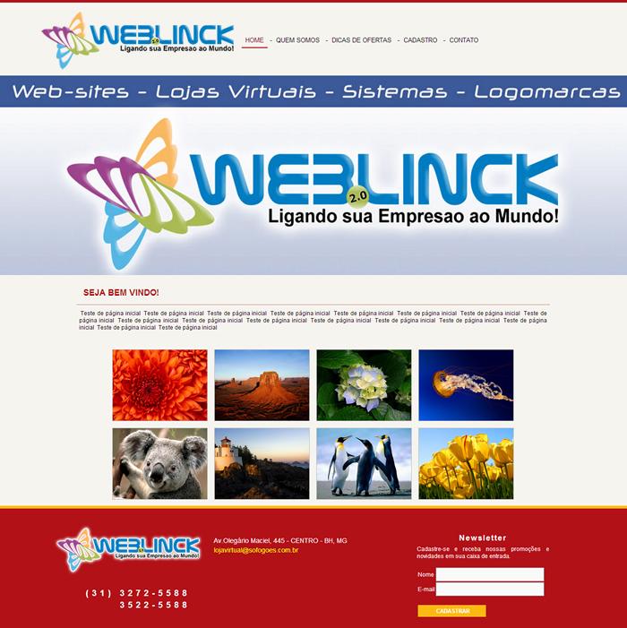 Modelo 06  Abilio machado, websites grátis Bh, Alipio de melo comercio, Portal Abilio machado, weblinck, desenvolvimento de sites em bh