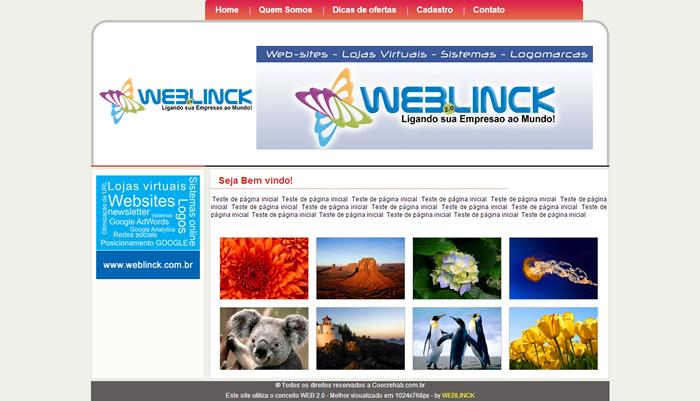 Modelo 07 Abilio machado, websites grátis Bh, Alipio de melo comercio, Portal Abilio machado, weblinck, desenvolvimento de sites em bh