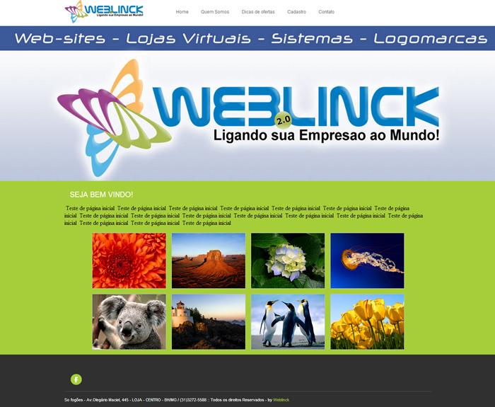 Modelo 08 Abilio machado, websites grátis Bh, Alipio de melo comercio, Portal Abilio machado, weblinck, desenvolvimento de sites em bh