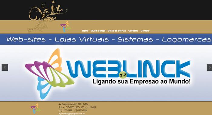 Modelo 10 Abilio machado, websites grátis Bh, Alipio de melo comercio, Portal Abilio machado, weblinck, desenvolvimento de sites em bh