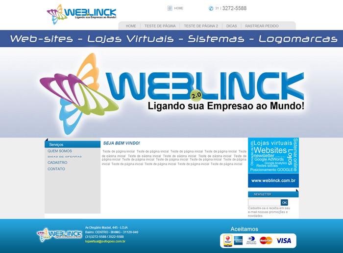 Modelo 11 Abilio machado, websites grátis Bh, Alipio de melo comercio, Portal Abilio machado, weblinck, desenvolvimento de sites em bh